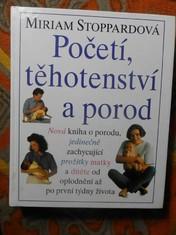 náhled knihy - Početí, těhotenství a porod