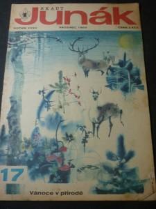 náhled knihy - skaut Junák číslo 17,ročník 32