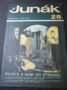 náhled knihy - skaut Junák číslo 28,ročník 32