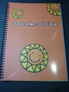náhled knihy - pyramidáček : edukační materiál pro učitelky mš s pomůckami a návody pro vedení hodin a tematikou zdravého životního stylu