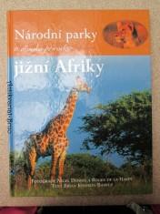 náhled knihy - Národní parky a divoká příroda jižní Afriky