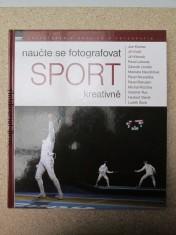 náhled knihy - Naučte se fotografovat sport kreativně
