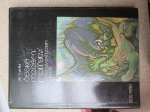 náhled knihy - České moderní malířství v Moravské galerii v Brně : [katalog malířských děl uvedeného období]. II., (období 1920-1950)