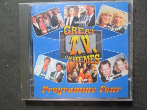 náhled knihy - Great T.V. themes. Programme Four