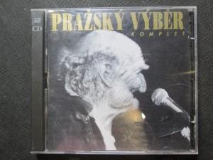 náhled knihy - Pražský výběr Komplet CD 1 a 2