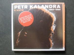 náhled knihy - Petr Kalandra & ASPM. 1982 - 1990
