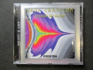 náhled knihy - Paul Cantelon. A modern Day Mozart