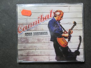 náhled knihy - Cannibals. Mark Knopfler