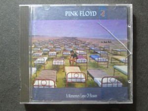 náhled knihy - Pink Floyd - A Momentary Laps of Reason