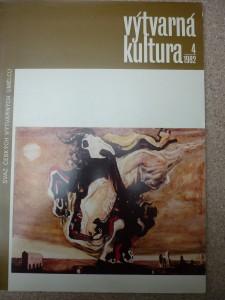 náhled knihy - Výtvarná kultura číslo 4