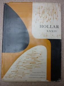 náhled knihy - Hollar : Sborník grafického umění. 34. [roč.]