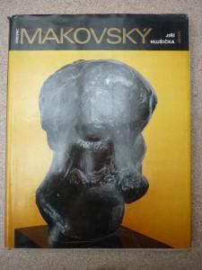 náhled knihy - Vincenc Makovský