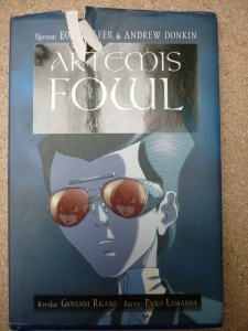 náhled knihy - Artemis Fowl