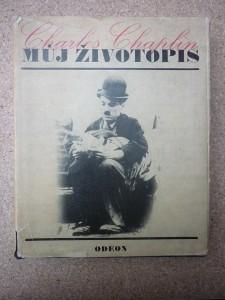 náhled knihy - Charles Chaplin: můj životopis