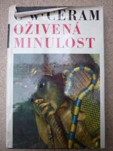 náhled knihy - Oživená minulost : dějiny archeologie v obrazech