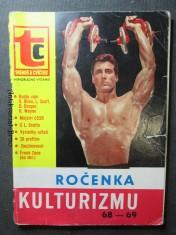 náhled knihy - Ročenka Kulturizmu 68 - 69