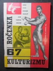 náhled knihy - Ročenka Kulturizmu 67