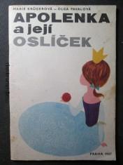 náhled knihy - Apolenka a její oslíček : Pro nejmenší