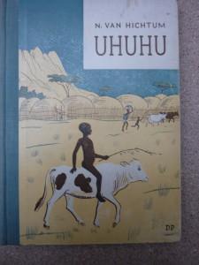 náhled knihy - Uhuhu