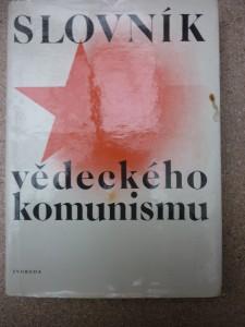 náhled knihy - Slovník vědeckého komunismu