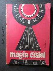 náhled knihy - Magia čísiel