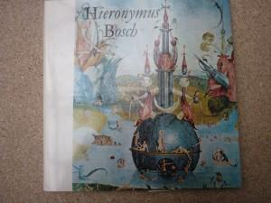 náhled knihy - Hieronymus Bosh