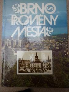 náhled knihy - Brno - proměny města : [fot. publikace]