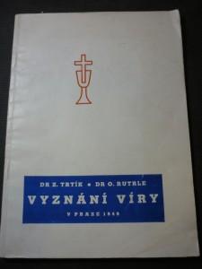 náhled knihy - Vyznání víry