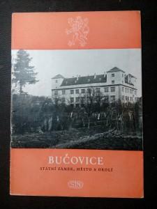 náhled knihy - Bučovice. Státní zámek, město a okolí