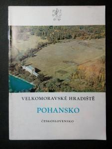 náhled knihy - Velkomoravské hradiště. Pohansko