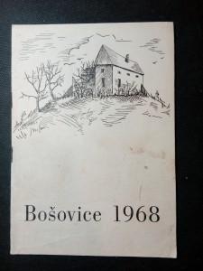 náhled knihy - Bošovice 1968