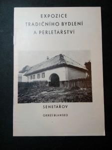 náhled knihy - Expozice tradičního bydlení a perleťářství