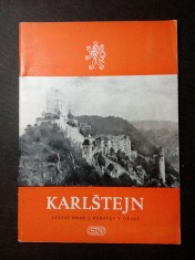 náhled knihy - Karlštejn