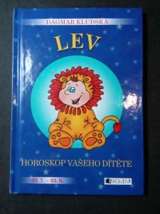 náhled knihy - Lev : horoskop vašeho dítěte : [23.7.-23.8.]