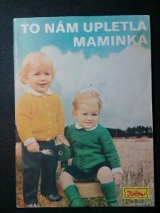 náhled knihy - To nám upletla maminka
