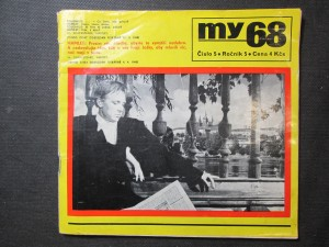 náhled knihy - My 68. Číslo 5. Ročník 5