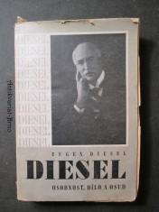 náhled knihy - Eugen Diesel. Osobnost, dílo a osud