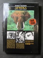 náhled knihy - Afrika : život a smrt zvířat : vyprávění o afrických zvířatech, přírodě a lidech od Dračích hor na sever