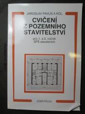 náhled knihy - Cvičení z pozemního stavitelství