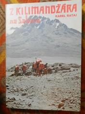 náhled knihy - Z Kilimandžára na Saharu