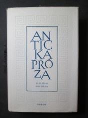 náhled knihy - Antická próza o cizích osudech