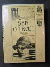 náhled knihy - Sen o Tróji