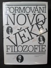 náhled knihy - Formování novověké filozofie