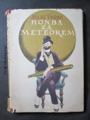 náhled knihy - Honba za meteorem