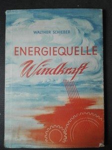 náhled knihy - Energiequelle Windkraft.