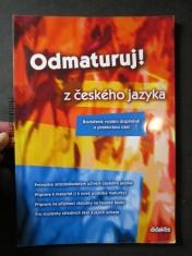 náhled knihy - Odmaturuj! z českého jazyka : rozšířené vydání doplněné o praktickou část