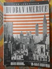 náhled knihy - Hudba v Americe
