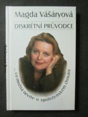 náhled knihy - Diskrétní průvodce : -co možná nevíte o společenském chování