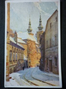 náhled knihy - Brno: Dominikánská ulice