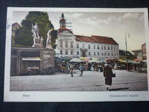 náhled knihy - Brno dominikánské náměstí